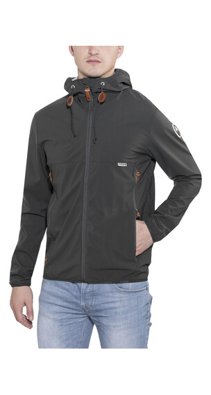 Maloja ShanikoM. Softshell Jacket Men charcoal